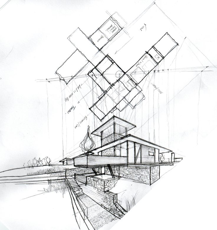 The Best Free Villa Drawing Images Download From 147 Free Drawings