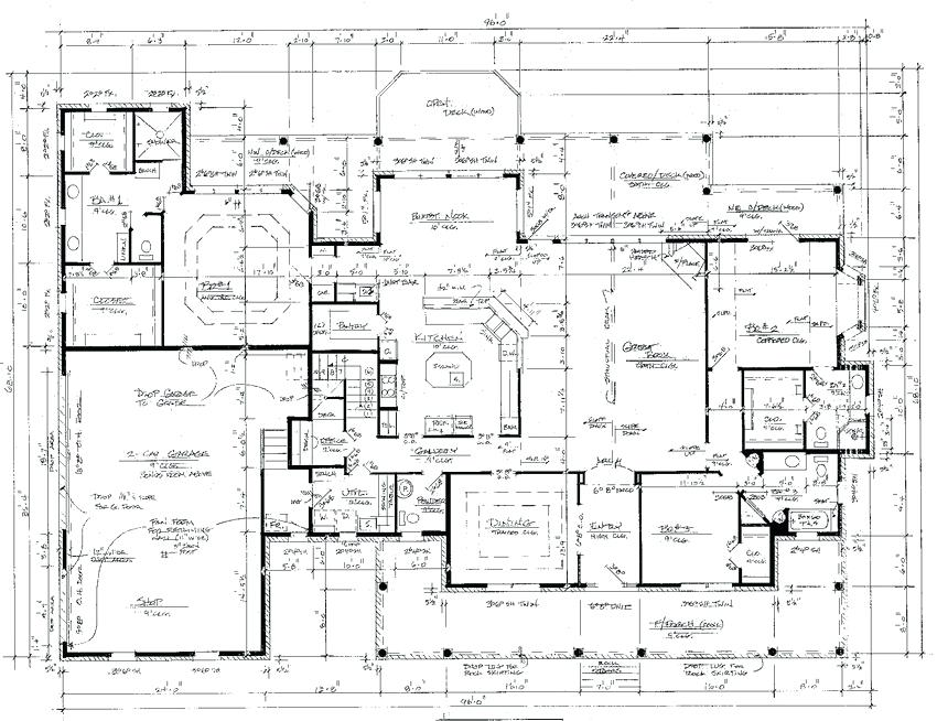 850x654 Draw Building Plans Draw Building Plans Ipad
