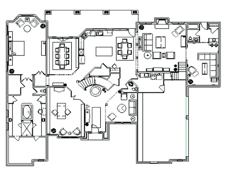 800x599 Residential Blueprints Casino Design Drawings Elevations