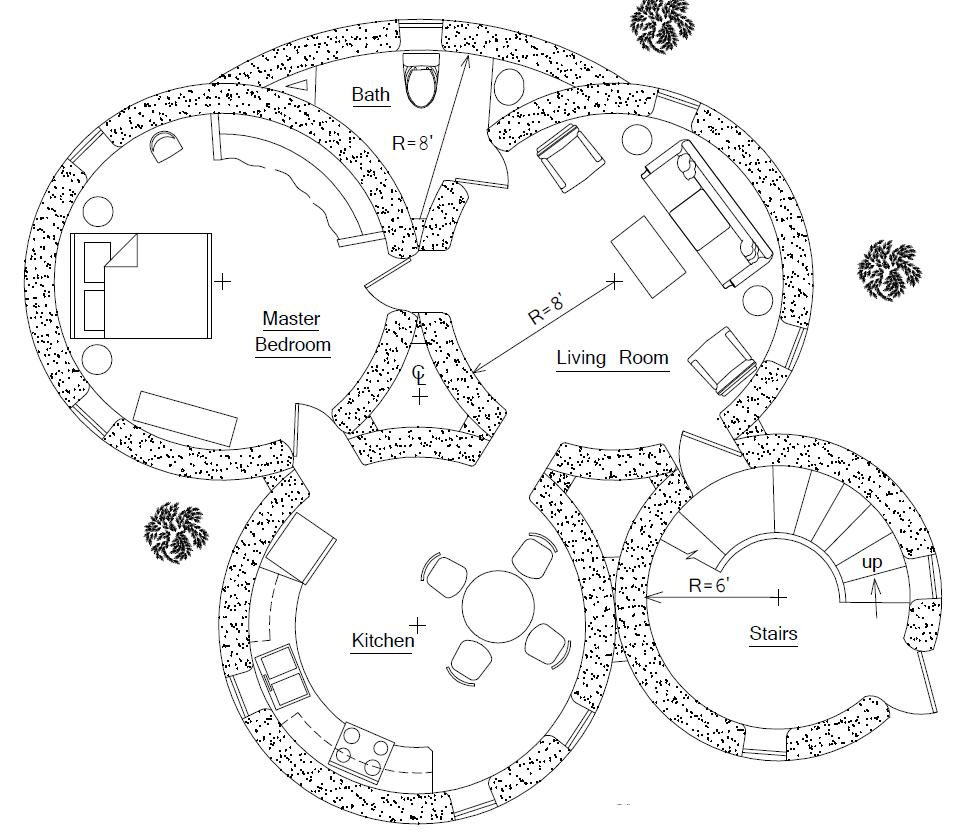 956x839 Apartments Free Earthbag House Plans Free Earthbag Building