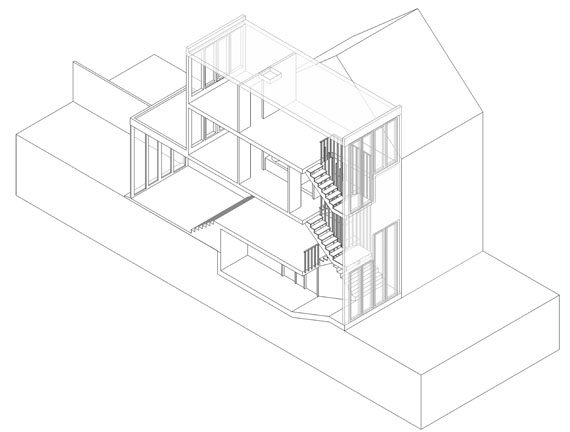 Building Section Drawing At Getdrawings Com