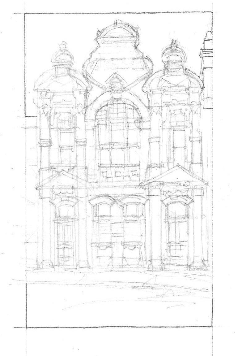 770x1150 Drawing Buildings Gasp!