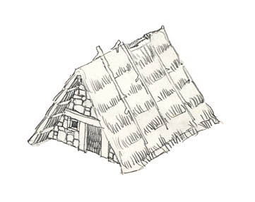361x286 Sketches 20mm Ancient Buildings