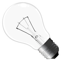 200x200 How To Draw A Realistic Vector Light Bulb From Scratch