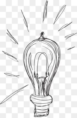 260x396 Drawing Light Bulb Png Images Vectors And Psd Files Free