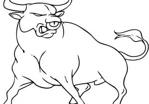 300x210 Easy Sketch To Bull Face