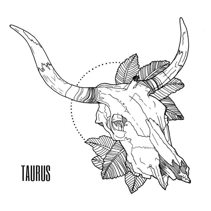 736x736 The Best Taurus Bull Tattoos Ideas On Taurus Bull
