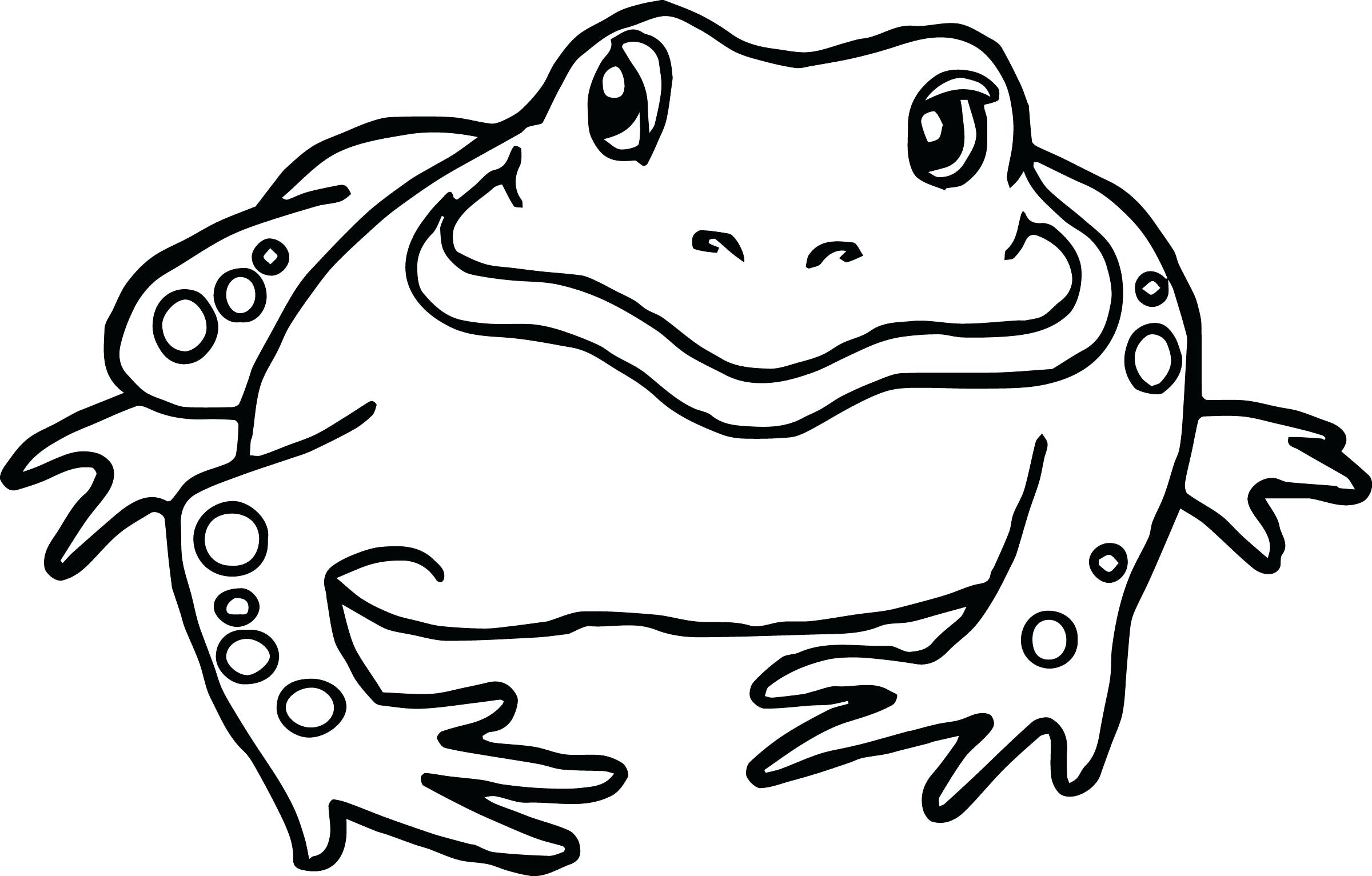 2400x1533 Coloring Amphibian Coloring Pages Bullfrog Animal Inspirational