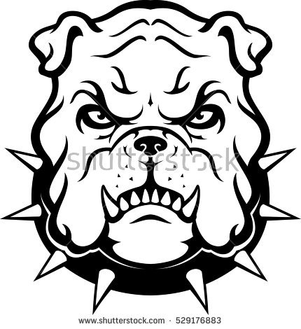 430x470 Easy Bulldog Mascot Pictures Stock Images Royalty Free Vectors