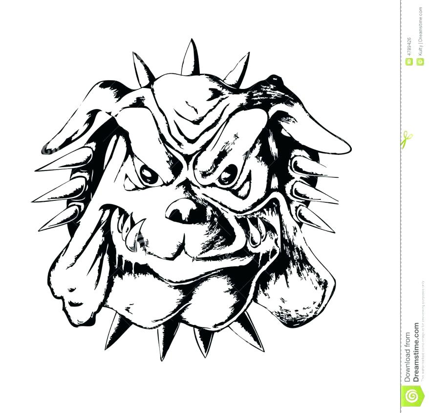 878x845 Georgia Bulldogs Coloring Pages Bulldog Coloring Pages Printable