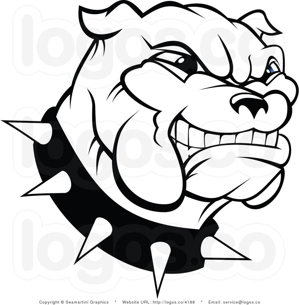 1024x1044 Drawn Bulldog Printable