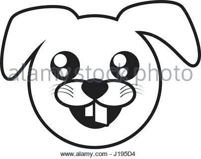 405x320 Dog Face Outline Face 4 Bulldog Face Outline