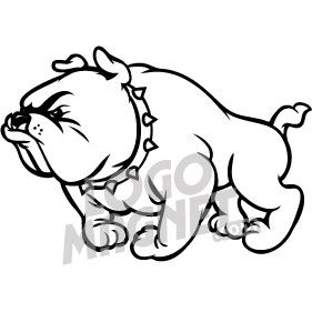 bulldog mascot drawing at getdrawings com free for personal use rh getdrawings com cute bulldog mascot clipart