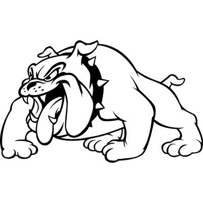 bulldog mascot drawing at getdrawings com free for personal use rh getdrawings com georgia bulldog mascot clipart cute bulldog mascot clipart