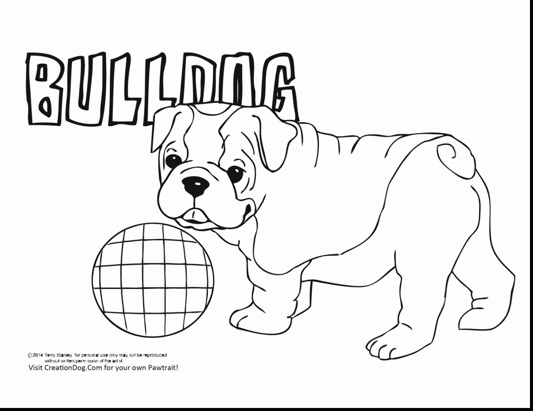 1760x1360 English Bulldog Coloring Pages English Bulldog Coloring Pages Free