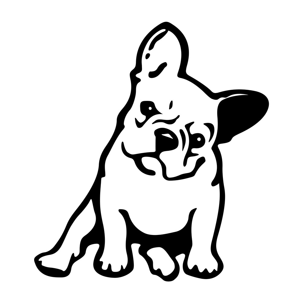 Bulldogs Cartoon Drawing