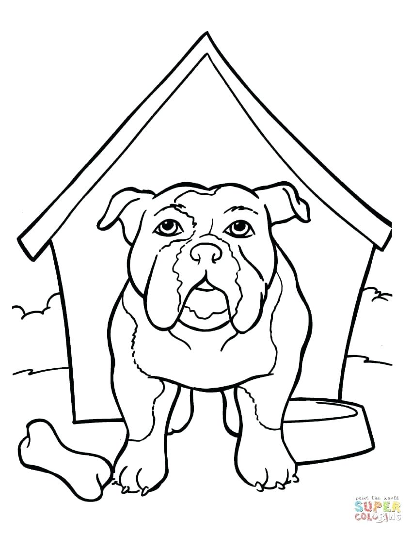 850x1100 Coloring French Bulldog Coloring Pages