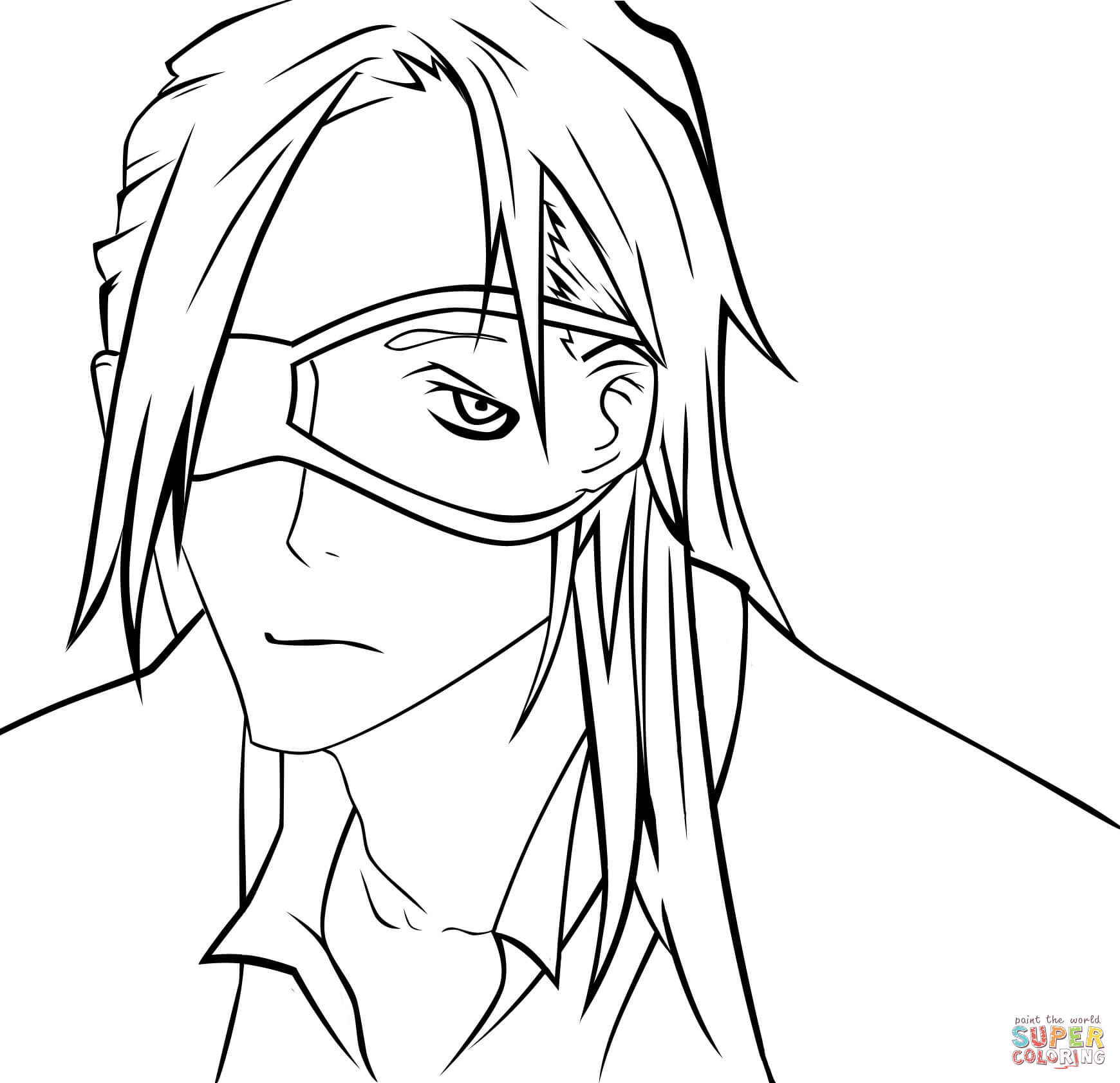 1740x1682 Badou Nails From Dogs Bullets And Carnage Coloring Page Free
