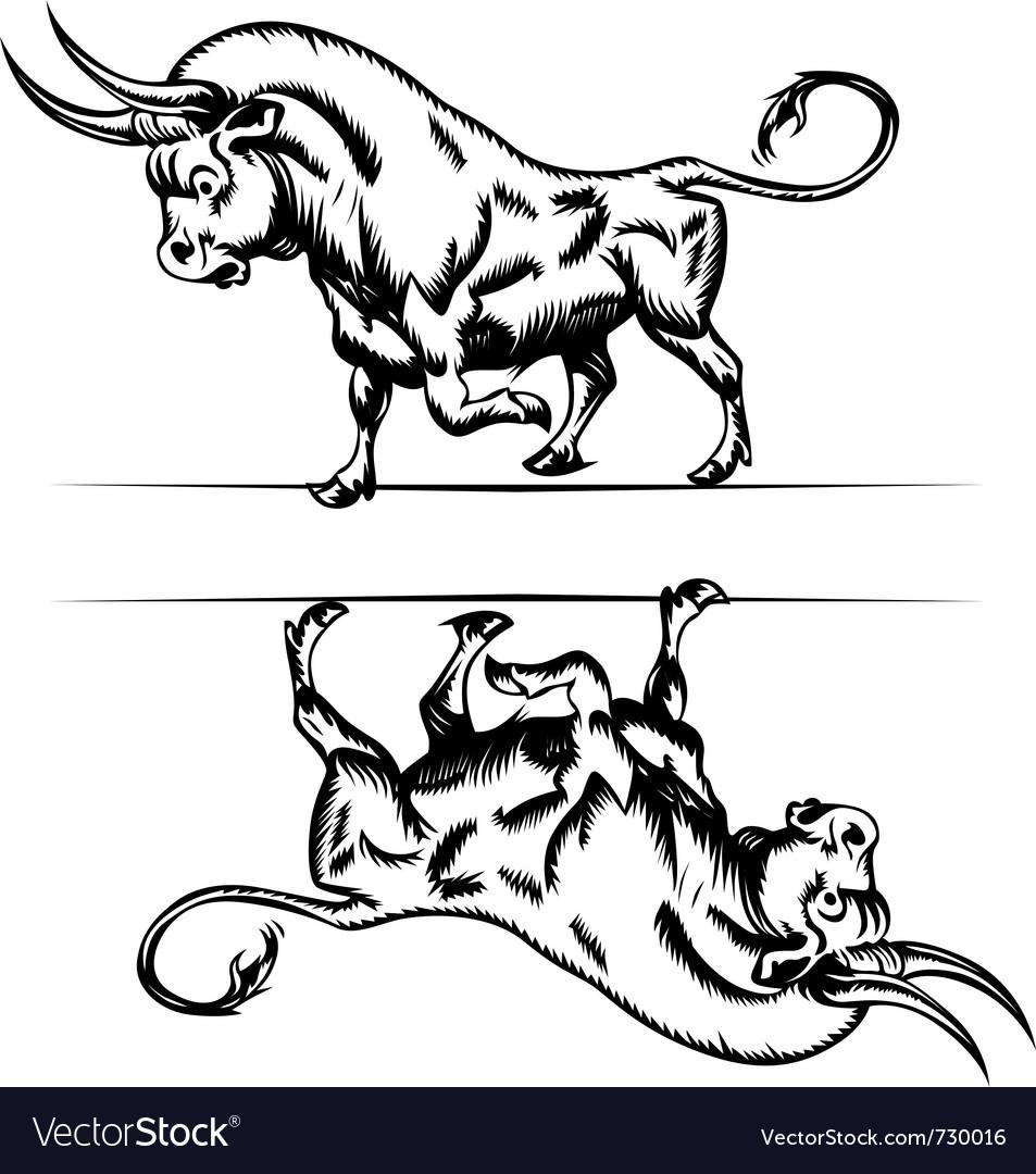 953x1080 Bull Logos No Copyright Coloring Book