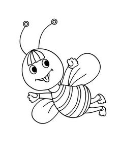 236x305 Related Bumble Bee Coloring Pages Item 8523, Bumble Bee Coloring