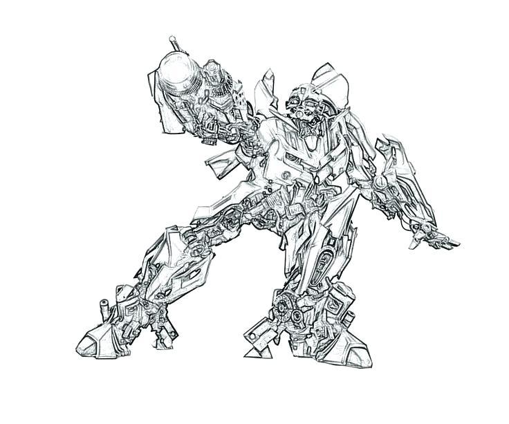 Bumblebee Transformers Drawing At GetDrawings
