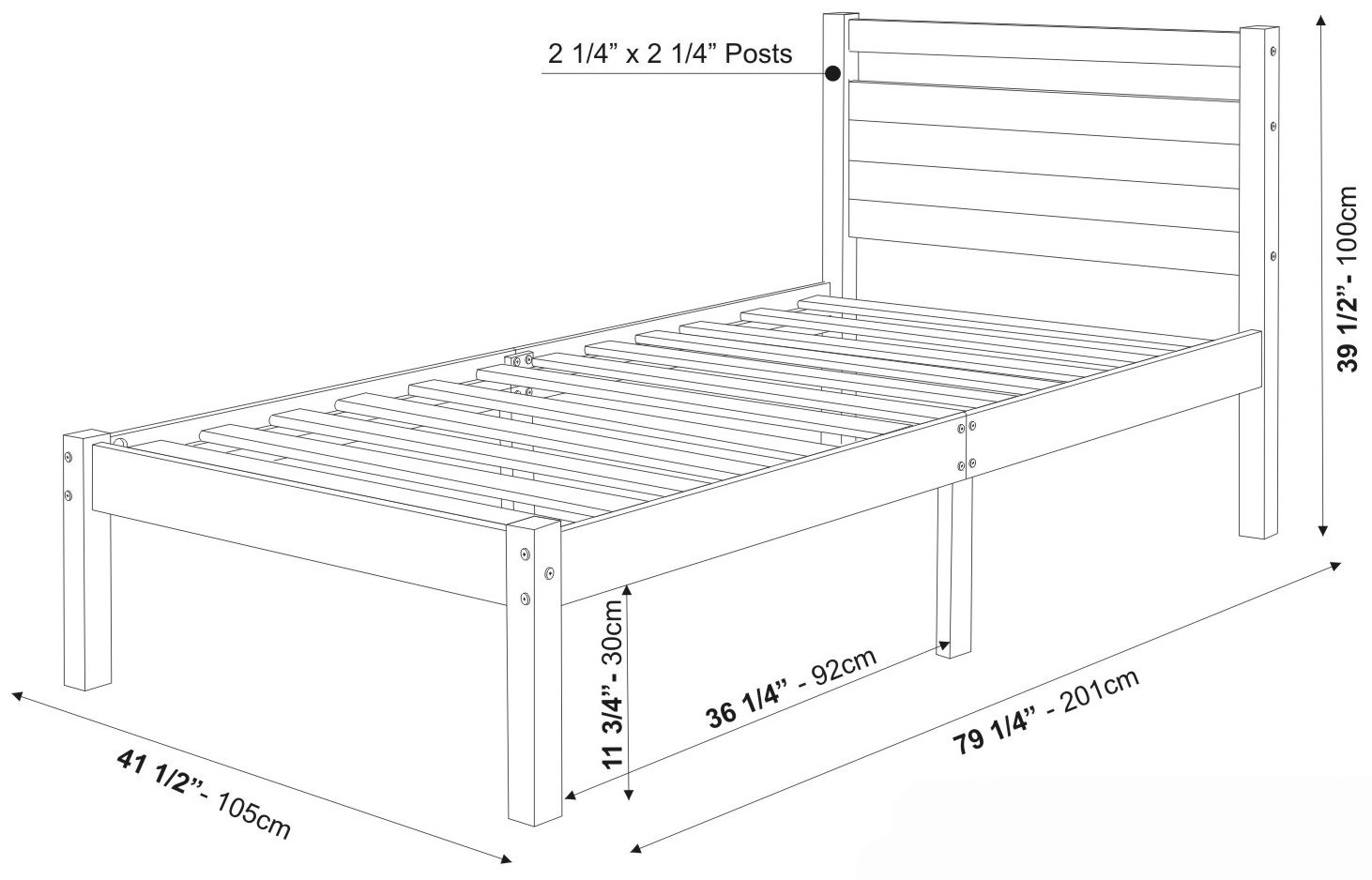 1462x938 Twin Bunk Bed Dimensions