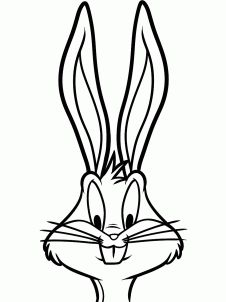 226x302 The Best Bugs Bunny Drawing Ideas On Bugs Bunny