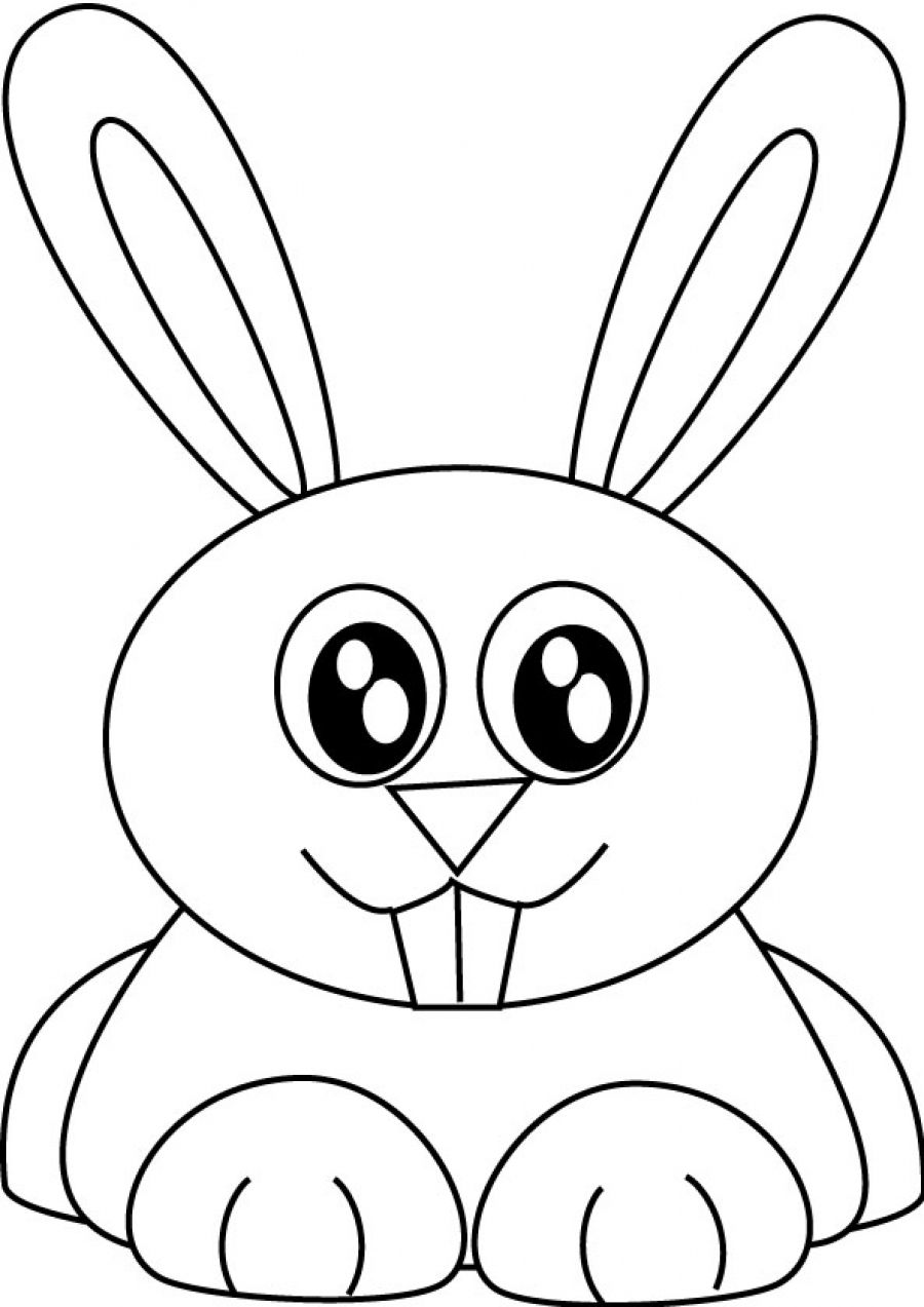 Bunny Ears Drawing At Getdrawings Free For Personal Use Bunny
