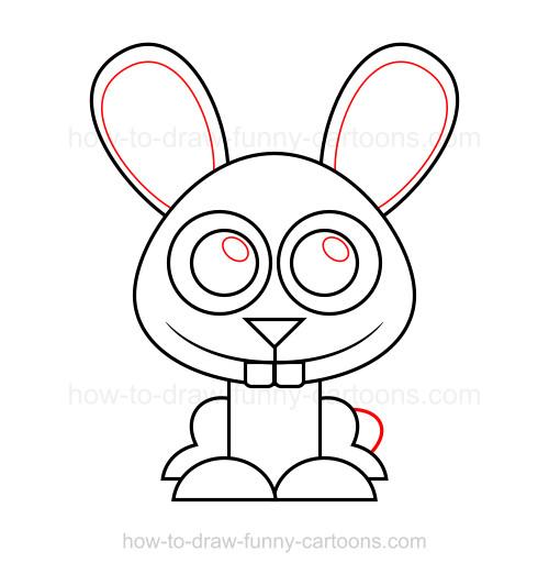 500x522 To Draw A Bunny