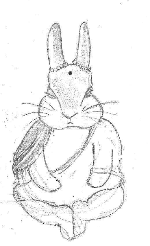519x847 Bunnies And Work Drawings Joslyn Schmitt