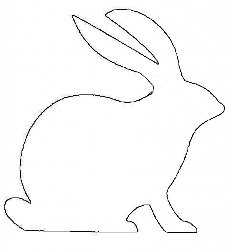 924x1024 Drawing A Bunny Rabbit Drawing Of Bunny Rabbit Clipart Best