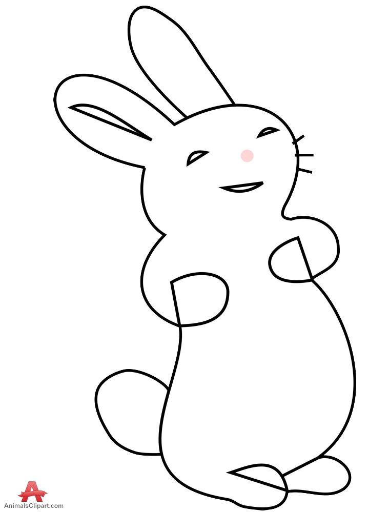 Bunny Rabbits Drawing at GetDrawings | Free download