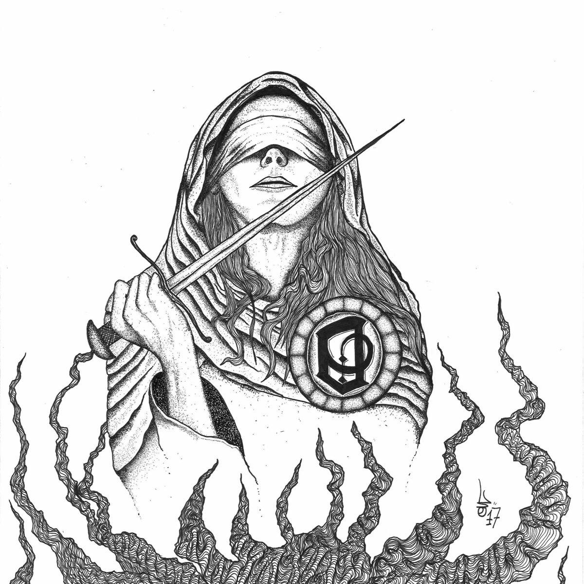 1200x1200 Burn The Nameless Oracle