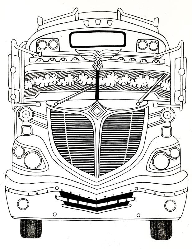 617x800 Chicken Buskathryn Hockey Artist Illustrator