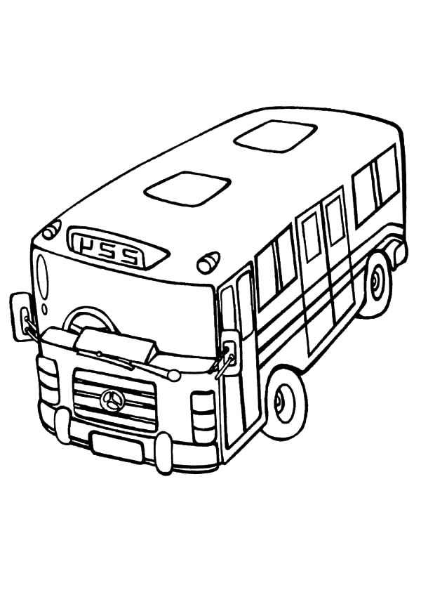 Bus Drawing at GetDrawings.com | Free for personal use Bus Drawing ...