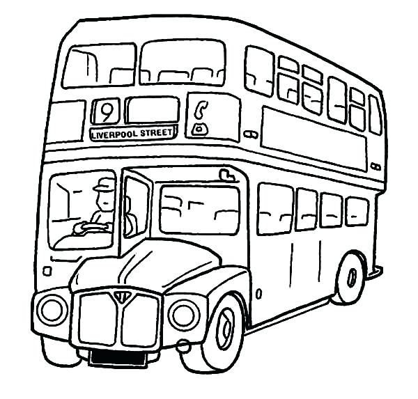 600x573 Coloring Pages Of School Buses For Fancy School Bus Coloring Pages