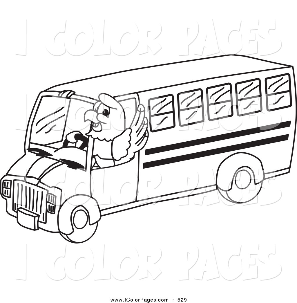 Bus Driver Drawing at GetDrawings.com | Free for personal use Bus ...