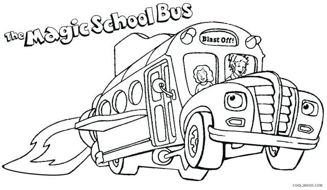640x373 Bus Coloring Sheet School Bus Coloring Pages Site Image School Bus