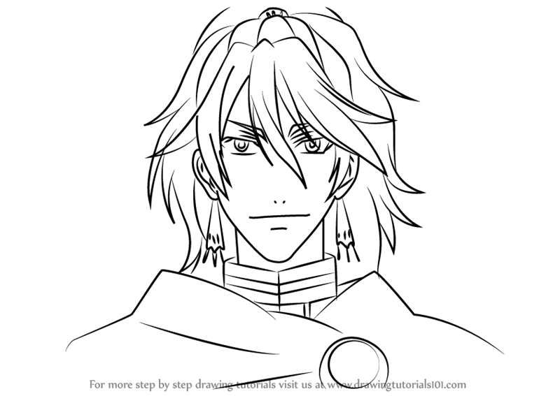 800x567 Learn How To Draw Prince Soma From Black Butler (Black Butler