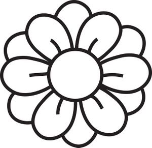 300x291 Buttercup Clipart Hawaiian Flower