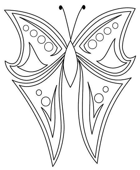 449x544 How To Make A Decorative Butterfly