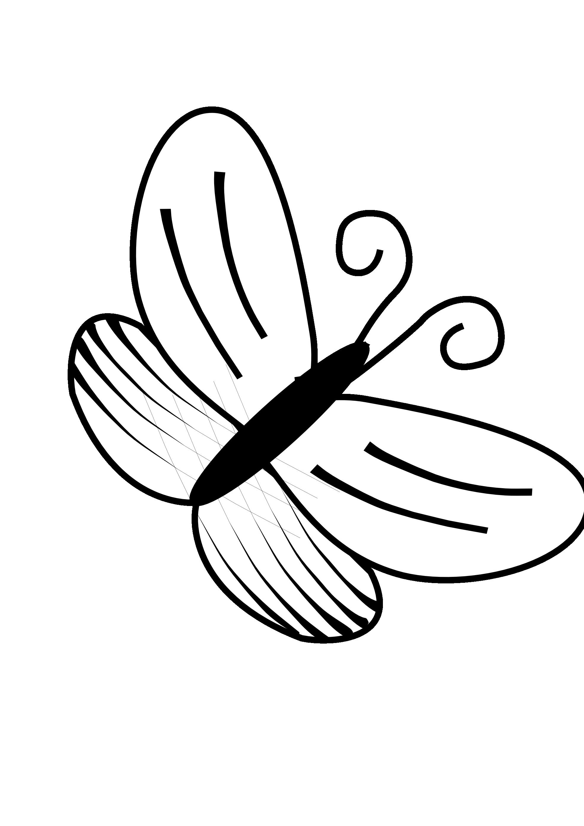 1969x2785 Butterfly Net Illustration Clipart Panda