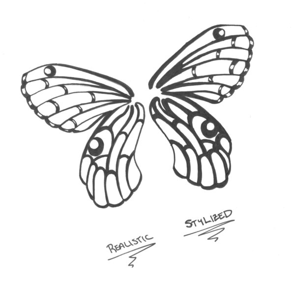 600x581 Butterfly Wings By Relsyin