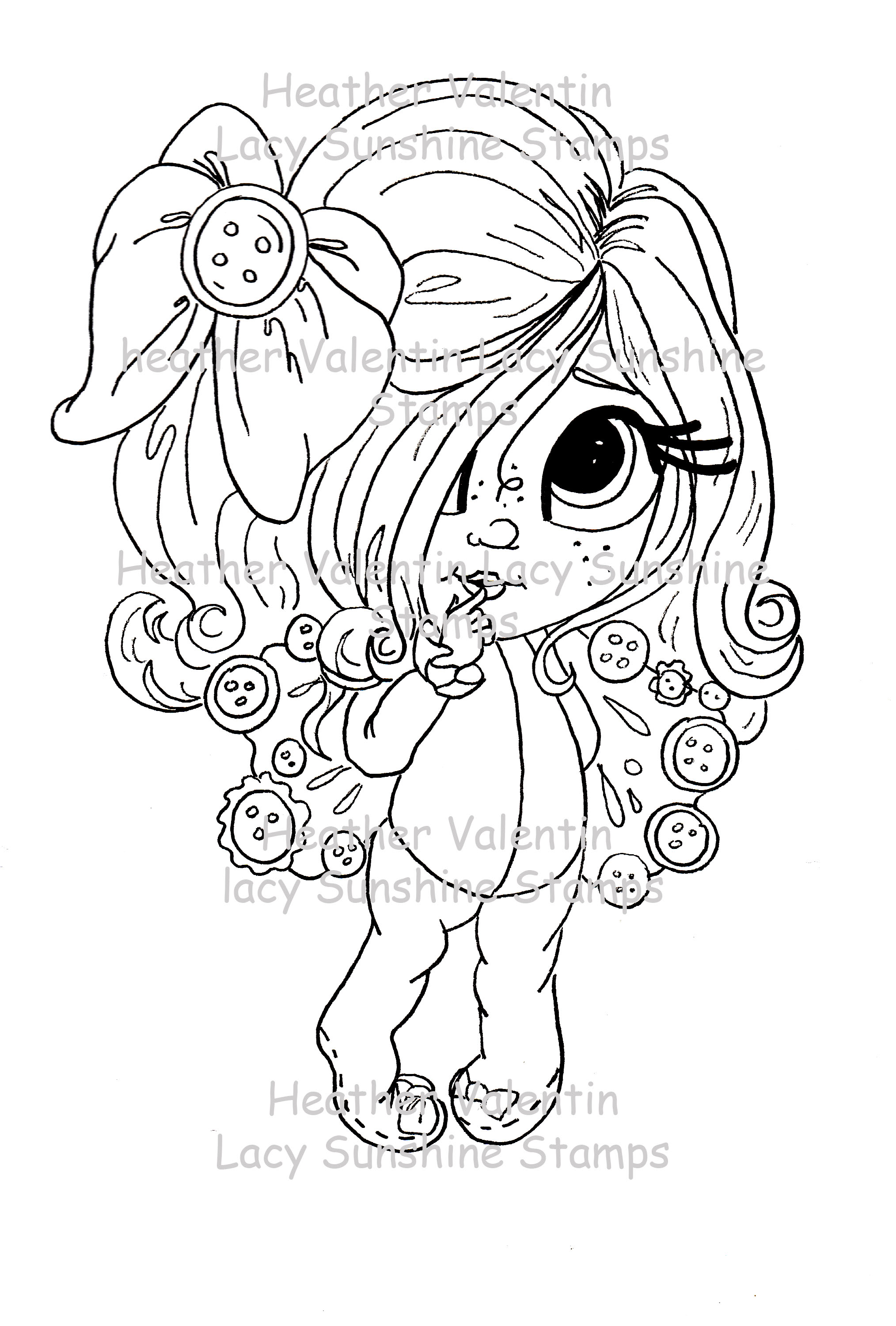 2028x2999 Bashful Buttons And Bows Boo