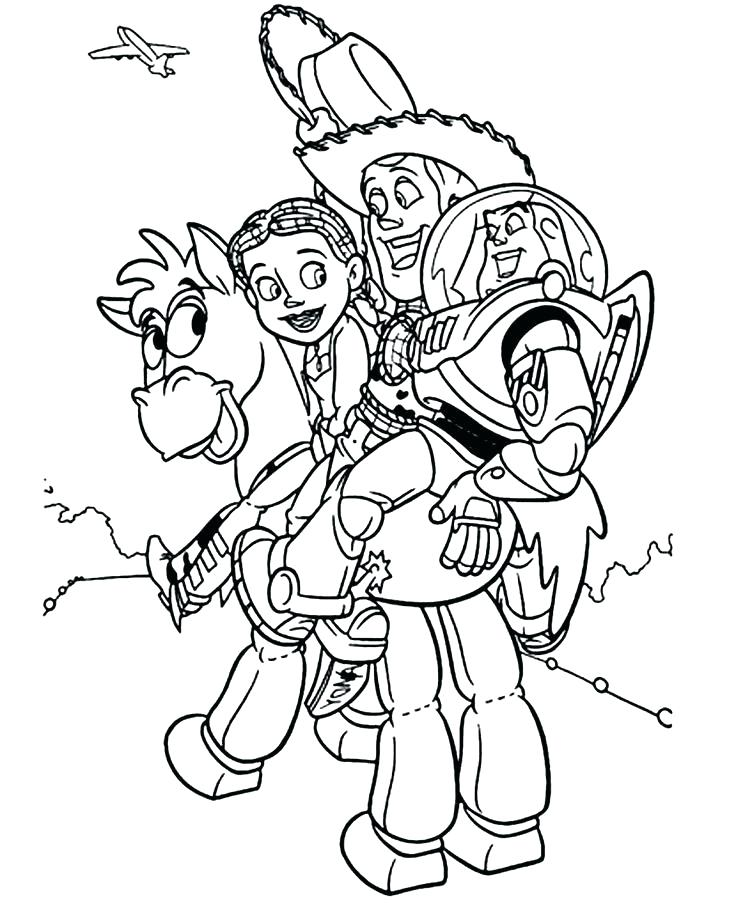 Buzz And Woody Drawing At Getdrawings Com Free For Personal Use
