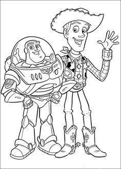 236x330 Buzz Lightyear Coloring Page Disney Buzz Lightyear