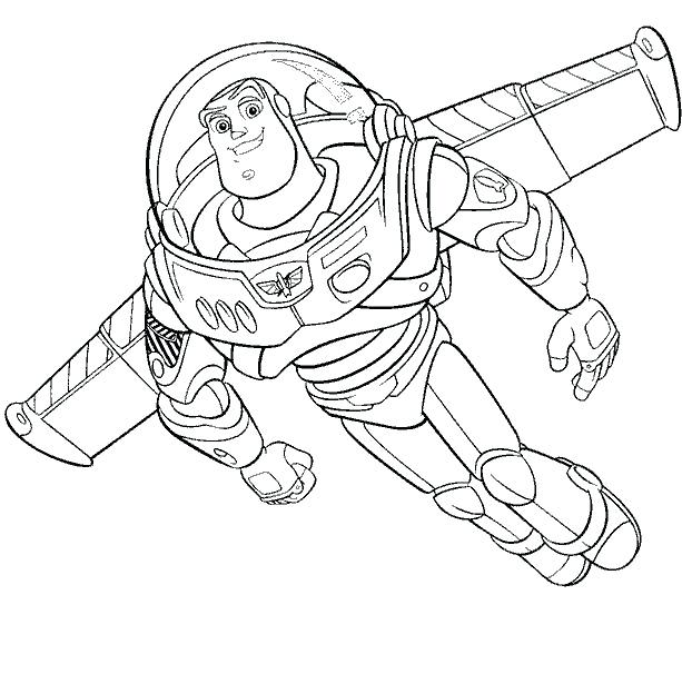 Buzz Lightyear And Woody Drawing at GetDrawings | Free ...
