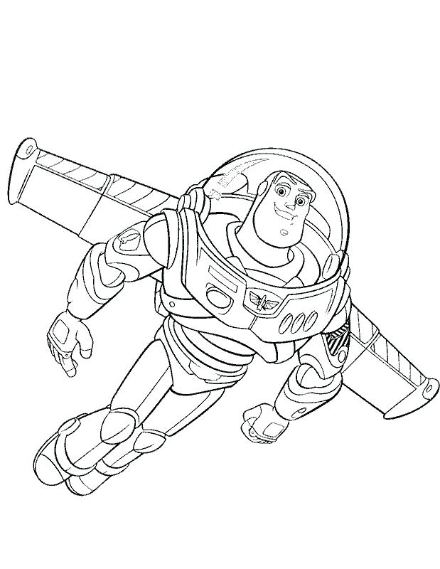 619x800 Buzz Coloring Pages Printable Buzz Coloring Pages Buzz Lightyear