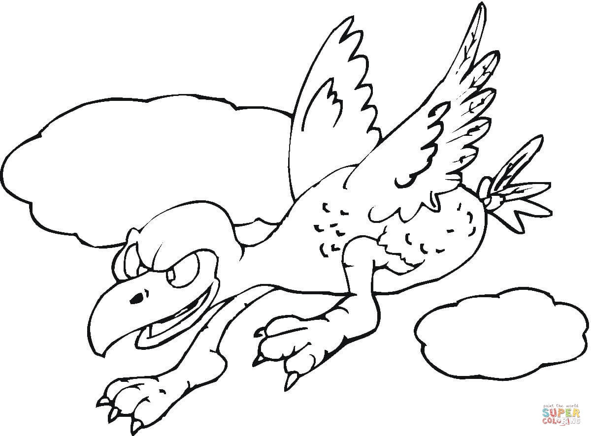 1200x886 Vultures Coloring Pages Free