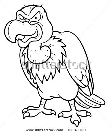 394x470 Vulture Silhouettes Free Cartoon Vulture Buzzard
